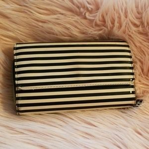 Accessories - Striped Wallet